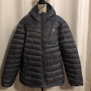 Men's Champion Puffer Jacket size 3X